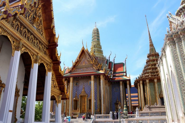 Palazzo Reale Bangkok_Posate Spaiate