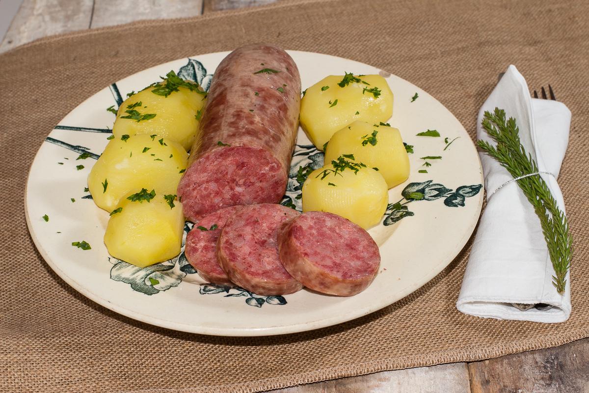 Salame da cuocere_Posate Spaiate