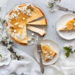 Il fiadone corso, la torta di ricotta al limone {senza glutine}.