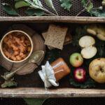 Composta di mele e cipolle dolci, per accompagnare carni e formaggi