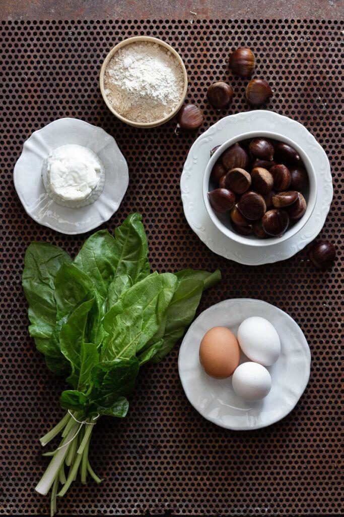 Ravioli con farina di castagne_Posate Spaiate