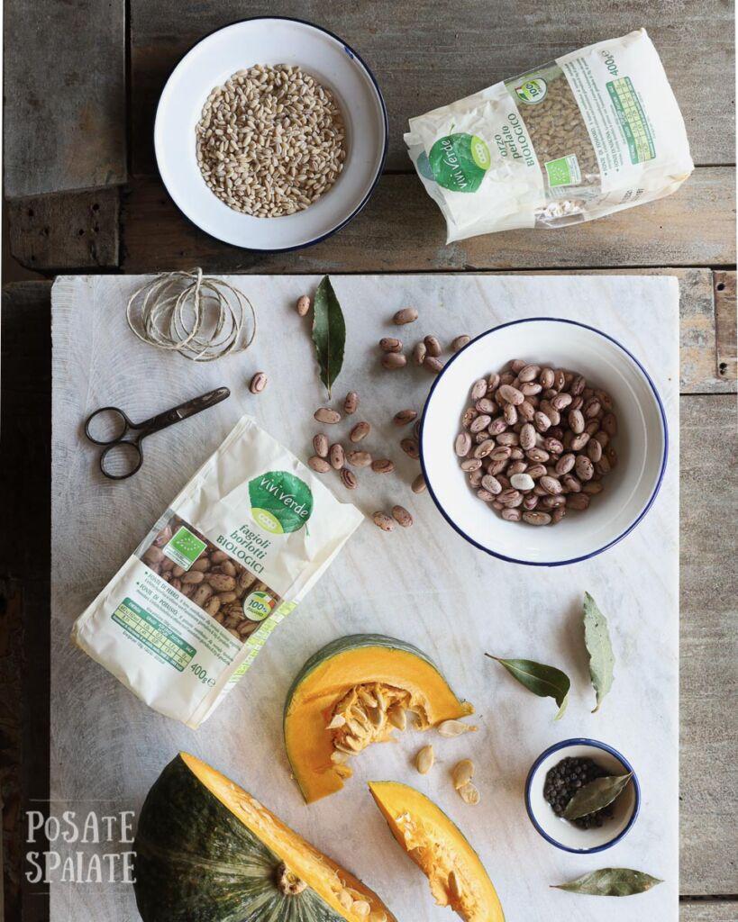 Legumi e cereali Vivi Verde Coop
